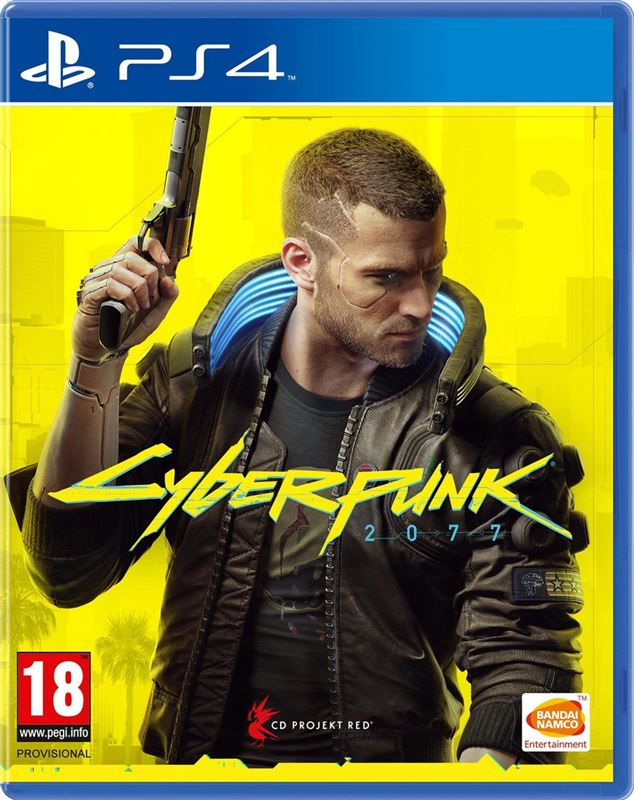 - Cyberpunk 2077 PlayStation 4