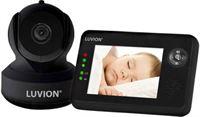 Luvion Essential Limited Black Edition babyfoon met camera