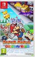 Nintendo Paper Mario the Origami King