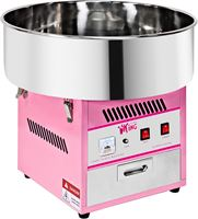 Royal Catering Suikerspinmachine - 52 cm - 1.200 W