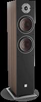 DALI Oberon 7 C Vloerstaande Speaker Dark Walnut