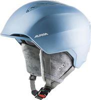 Alpina Unisex - volwassenen GRAND skihelm, hemelsblauw mat, 57-61