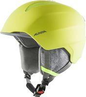 Alpina Grand Ski Helmet Kids, neon/yellow 54-57cm 2020 Ski & Snowboard helmen