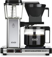Moccamaster KBG Select Polished Silver