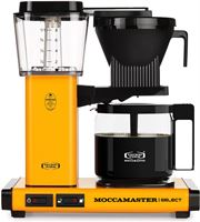 Moccamaster KBG Select Yellow Pepper