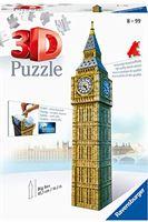 Ravensburger 125548 Big Ben - 3D Puzzel Gebouw - 216 Stukjes
