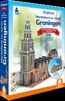 House of Holland 3D Gebouw - Martinikerk Groningen (140 stukjes)