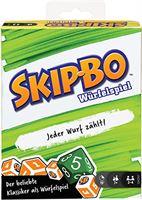 Mattel Games GKD67 Skip-Bo dobbelspel, met droogblusborden en markers, voor kinderen vanaf 7 jaar