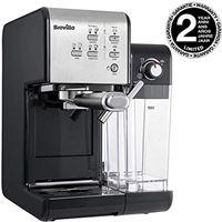 Breville BrevilleVFC108X-01 Primalatte II Koffie- En Espressomachine, Zwart/Zilver