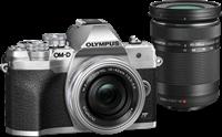 Olympus OM-D E‑M10 Mark IV + ED 14-42mm + ED 40-150mm