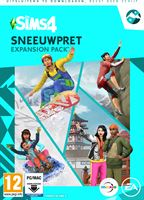 Electronic Arts De Sims 4: Sneeuwpret (Add-On) (Code in a Box)