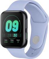 imoshion Siliconen Smartwatch Bandje voor de Oppo Watch 41 mm