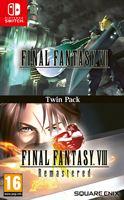 Square Enix Final Fantasy VII en VIII Twin Pack