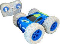 Topraiders RC Flip 360 Super Racer blauw 1:18