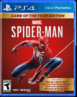 Sony Marvel's Spider-Man