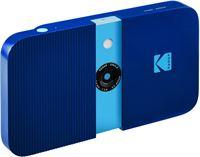 Kodak SMILE Fotocamera istantanea 10 MPixel Blu