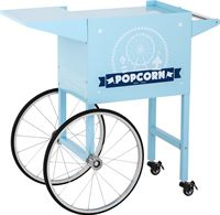 Royal Catering Popcornkar - blauw