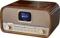 Soundmaster NMCDAB990GOLD Stereo DAB+ radio, CD speler, bluetooth, en USB