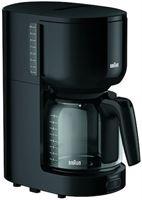 Braun KF 3100 BK Zwart/grijs