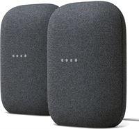 Google Audio 2-pack - Charcoal