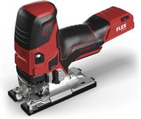 FLEX Flex-tool JS 18.0-EC Accu-Decoupeerzaag 18,0 V in doos Excl. Accu's en laders