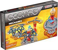 Geomag 722 722-Mechanics, 146-delig, geel rood, 146 stuks