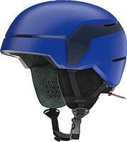Atomic COUNT JR Unisex Helm voor Kinderen, Blauw, X-Small