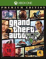 Rockstar Games Grand Theft Auto V Premium Edition - [Xbox One]