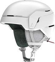Atomic COUNT JR Unisex Helm voor Kinderen, Wit, Small