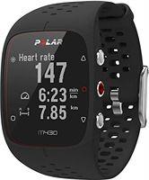 Polar M430 GPS-Hardloophorloge, M/L, Zwart