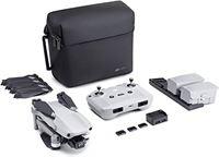 DJI Mavic Air 2 Fly More Combo + Care bundle - Drone, 48 MP 4K-Camera, 3-assige Stabilisator, 34 Minuten in de Lucht, Care - Automatisch Geactiveerde Vervangservice Exclusief voor Amazon