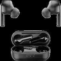 CellularLine Sheer Noice-Cancelling Bluetooth-oordopjes Zwart
