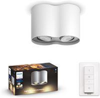 Philips Hue White ambiance Pillar 2-lichts spotbalk