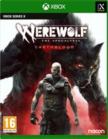 Nacon Werewolf The Apocalypse: Earthblood NL/FR XBox Series X