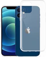 Just in Case Just in Case Soft TPU Case Transparant Apple iPhone 12 Mini