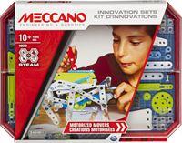 Spin Master Meccano Set 5 Gemotoriseerde Modellen S.T.E.A.M. bouwset