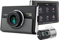 IROAD T10 2CH Full HD WiFi Dashcam met Touchscreen 16GB
