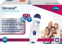 Veroval 2in1 Infrarood Thermometer