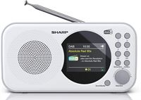 Sharp DR-P320 Wit