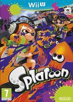 Nintendo Splatoon (verpakking Frans, game Engels)