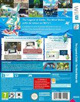 Nintendo The Legend Of Zelda Windwaker Hd Wii U)