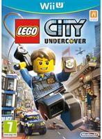 Nintendo Lego City Undercover Selects) (verpakking Duits, game Engels)
