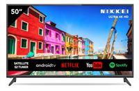 Nikkei NU5018SMART TV 50 inch (127 cm) Ultra HD / 4K - LED - WiFi
