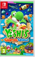 Nintendo yoshi s crafted world