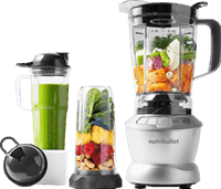 Magic Bullet Combo Zilver