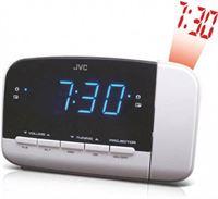 JVC RA-F230W wekkerradio