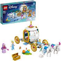 lego Disney Princess Assepoesters koninklijke koets 43192
