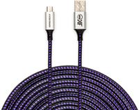 KontrolFreek 3,7 m Micro USB Gaming Cable voor PlayStation 4 (PS4), Xbox One Controller, PC, Android, smartphones en meer
