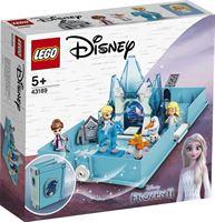 lego Disney Frozen 2 Elsa en de Nokk Verhalenboekavonturen