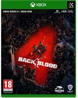 Turtle Rock Studios Back 4 Blood UK/FR Xbox One/Xbox Series X